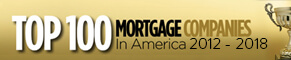 Top 100 Mortgage Companies Logo