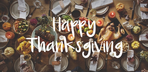Happy Thanksgiving from NW Mortgage Advisors